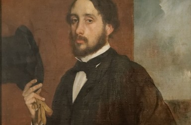 Self_portrait_or_Degas_Saluant,_Edgar_Degas
